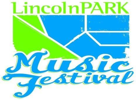 lincoln park music festival - logo