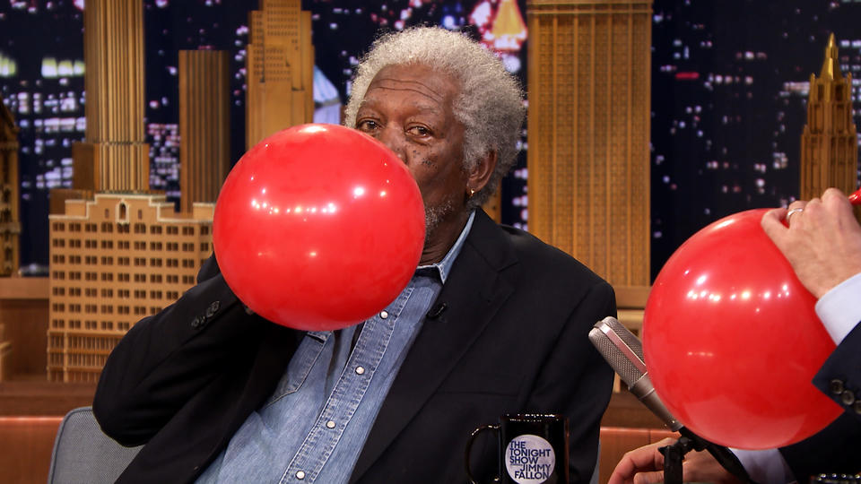 morgan freeman helium