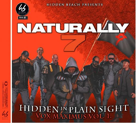 naturally 7 hidden in plain sight cover