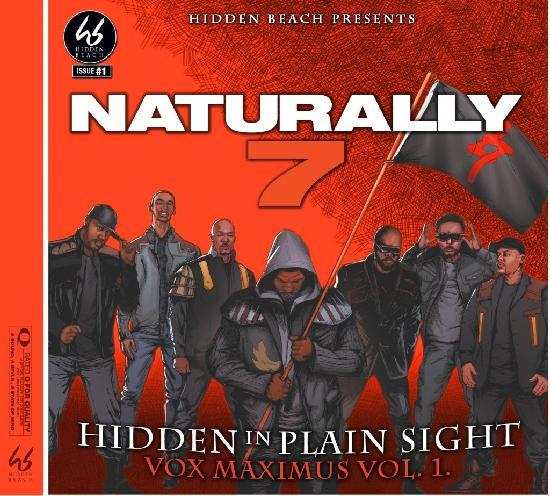 naturally 7 hidden in plain sight cover