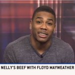 Nelly Clowns Floyd Mayweather; Calls Him Uneducated (Watch)