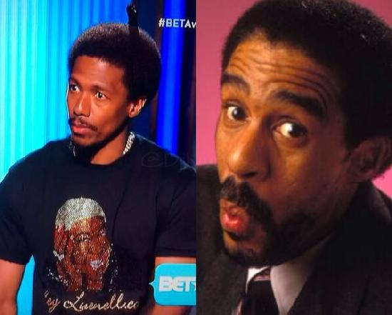 nick cannon - richard pryor
