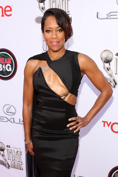 Actress Regina King is 44 today