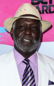 Actor Richard Roundtree is 72 today