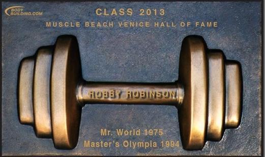 robby hall of fame