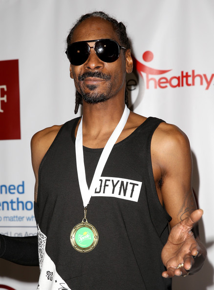 Rapper/actor Snoop Dogg attends Fan Fest during the 2014 BET Experience At L.A. LIVE on June 28, 2014 in Los Angeles
