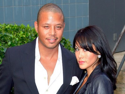 terrence howard - michelle ghent
