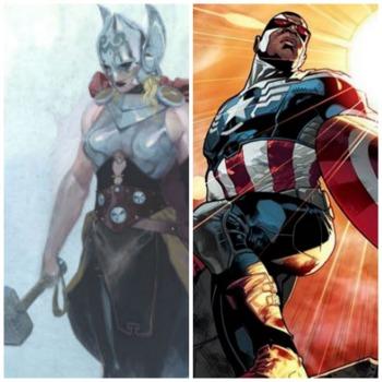 thor, captain america,