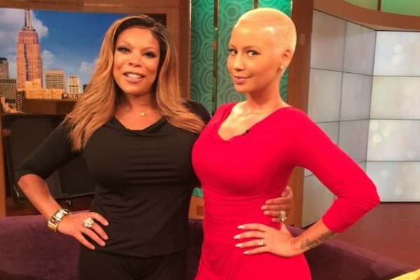 wendy williams, amber rose,