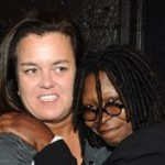 'The View' Confirms Rosie O'Donnell and Moderator Whoopi Goldberg