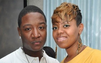 yung joc and wife