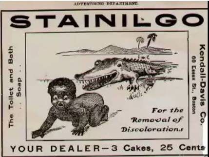 Black Babies once used as bait