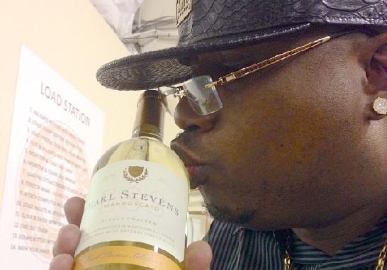 E-40 & his earl stevens wine