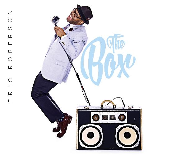 eric roberson - the box cover