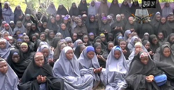 Females, Boko Harem victims