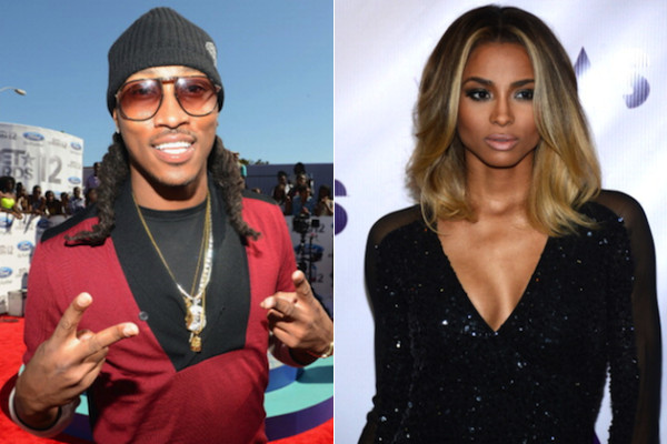 Future Refuses to Speak about Cheating on Ciara