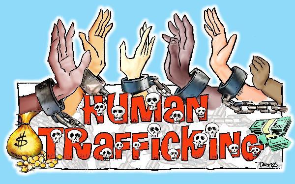 Human Trafficking - A Global Headache