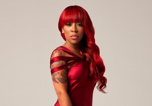 K.-Michelle-Red-Dress