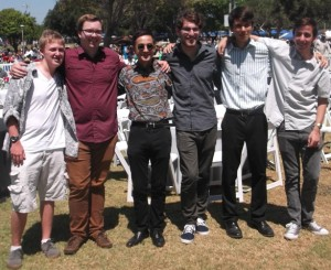 Long Beach Poly High School Jazz Combo 1:Photo Credit,Ricky Richardson