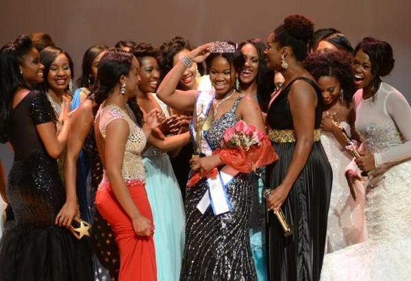 Miss Black USA 2014