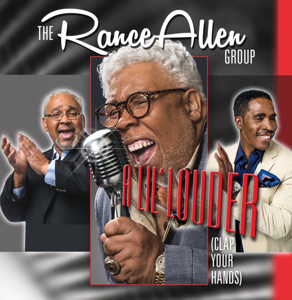 The Rance Allen Group releases 6th project on Tyscot Music