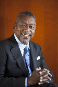Robert L. Johnson, chairman, RLJ Companies, (courtesy Melissa Golden)