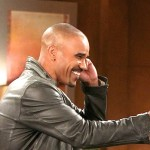 First Look: Shemar Moore Back on 'The Young and the Restless' (Pic)