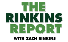 The Rinkins Report Logo