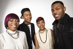 Inspirational Gospel sibling act The Walls Group release debut 'Fast Forward' executive produced by multi-Grammy Award winner Kirk Franklin.