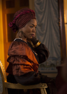 "Angela Bassett in ""American Horror Story: Coven"""