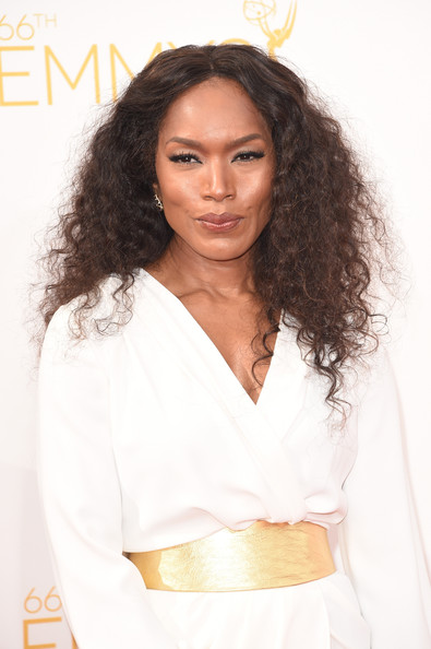 Actress Angela Bassett attends the 66th Annual Primetime Emmy Awards held at Nokia Theatre L.A. Live on August 25, 2014 in Los Angeles, California
