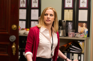 "Anna Chlumsky in HBO's ""Veep"""
