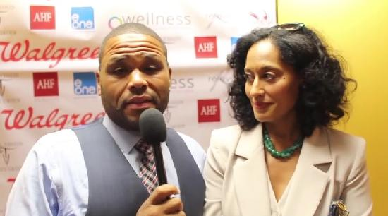 'Black-ish' Co-stars Anderson & Ellis Ross Talk Show's 'Wow Factor'