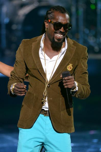 Rap-reggae singer Beenie Man is 41 today.