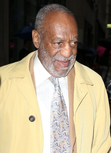 Bill Cosby drops by NBC Studios for an appearance on 'The Today Show' in New York City, New York on May 1, 2014
