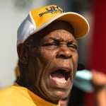 Danny Glover Joins Protest Against Poultry Processing Plant
