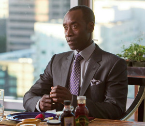 "Don Cheadle of Showtime's ""House of Lies"""