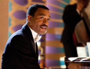 "Chiwetel Ejiofor of the Starz film ""Dancing on the Edge"""