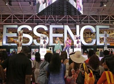 essence festival sign