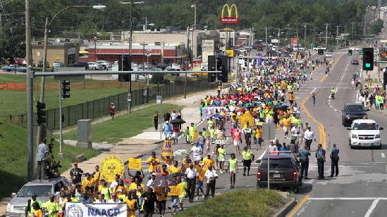 ferguson protersters (08-24-14)