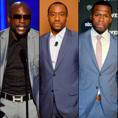 Marc Lamont Hill Comes to Floyd Mayweather's Defense