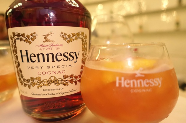 hennessy summer drink