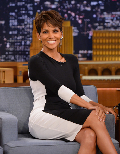 Actress Halle Berry is 48 today