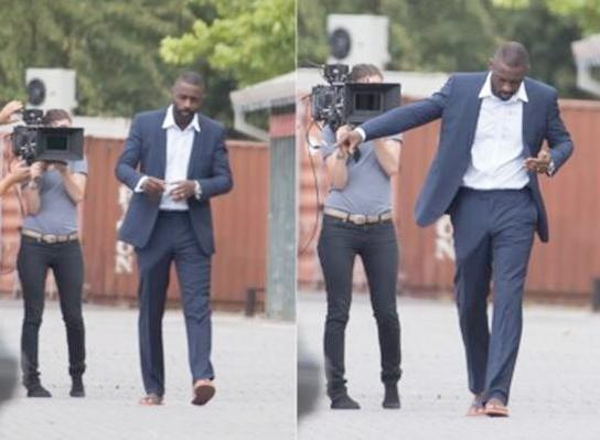 idris elba bulge