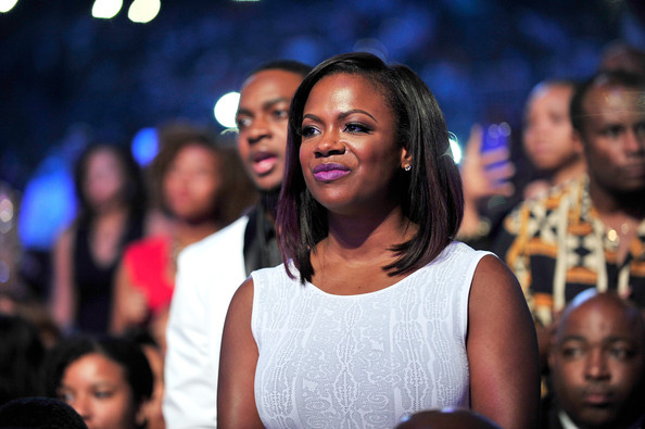 Kandi Burruss attends the 2014 Ford Neighborhood Awards Hosted By Steve Harvey at Georgia World Congress Center on August 9, 2014 in Atlanta