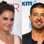 Has Robin Thicke Moved On to Katie Holmes?