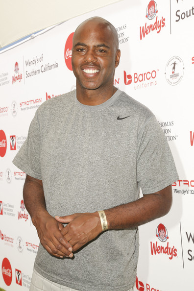 Kevin Frazier attends Kickball For A Home - Celebrity Challenge Presented By Dave Thomas Foundation For Adoption at the University of Southern California on August 16, 2014 in Los Angeles, California