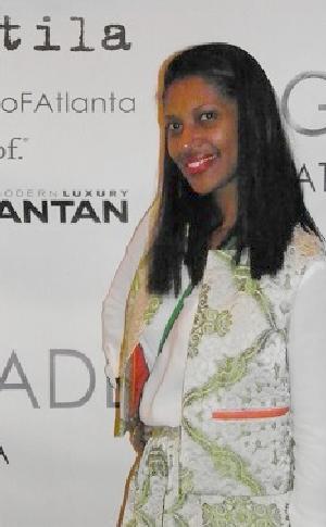 Designer Larika Page
