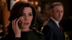"Julianna Margulies in ""The Good Wife"" episode ""Last Call"""