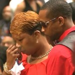 Thousands Attend Michael Brown's Funeral